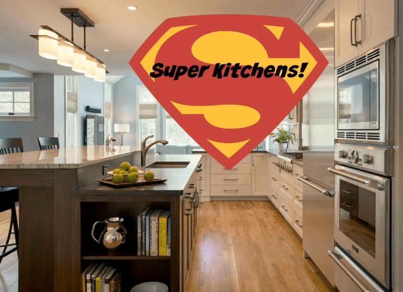 Super kitchens - Super ktchen desgn dzayn ...